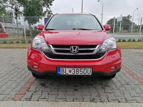 Honda CR-V 2,2 4x4 AT